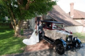 Kent Chapel Wedding at Newlands Chapel.